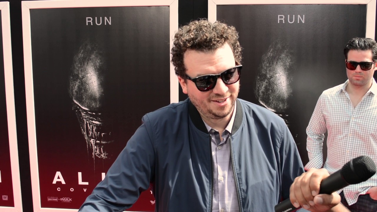 Danny McBride at the Ridley Scott TCL Chinese Theatre Hand & Footprints  Ceremony