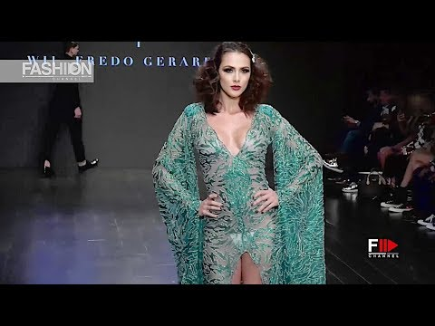 WILLFREDO GERARDO Los Angeles Fashion Week AHF FW 2018/2019 - Fashion Channel