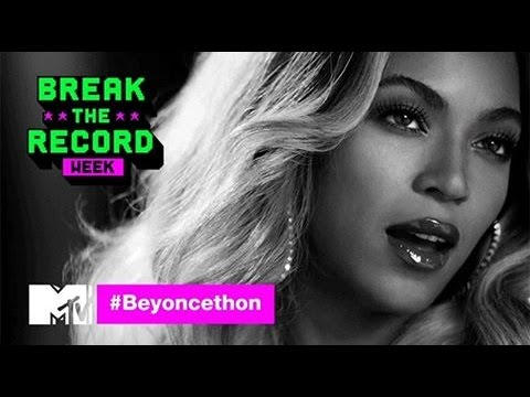 #Beyoncethon   MTV's BREAK The Record Week   LONGEST DANCE MARATHON RELAY    Complete ✔️