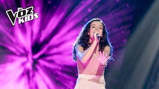 Manu canta Chandelier - Audiciones a ciegas | La Voz Kids Colombia 2018