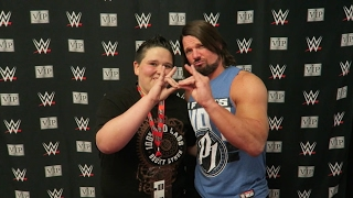 WWE VIP Experience Las Cruces 2017 Vlog