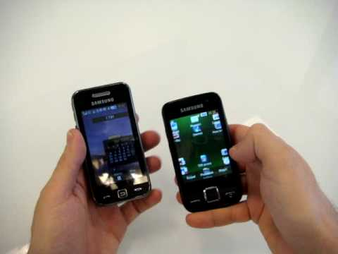 Samsung S5600 Halley vs S5230 Star CellulareMagazine.it (It)
