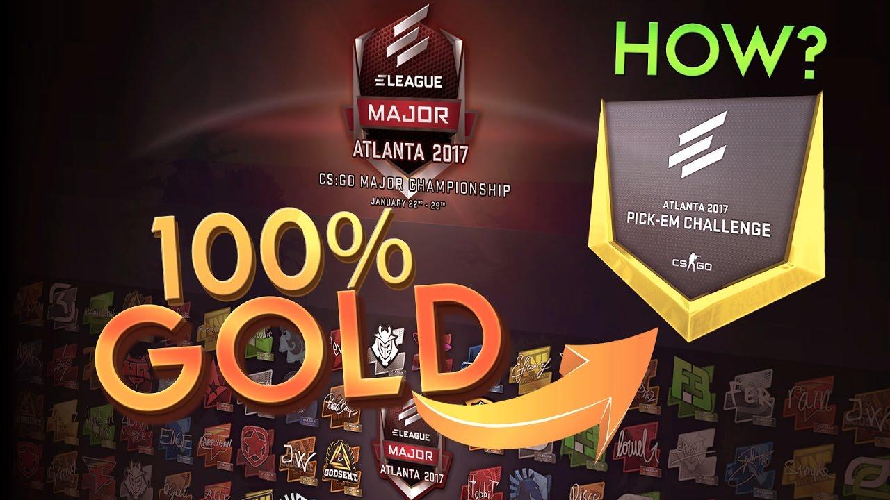 eleague atlanta group stage pick em predictions gold trophy eleague atlanta 2017 group stage pick em predictions gold trophy cs go major