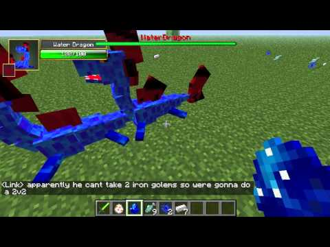 how to get different dragons in minecraft