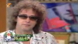 Gustavo Cerati y la influencia de los Reality Show