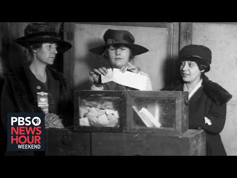 19 Details Concerning the 19th Amendment on Its 100th Anniversary