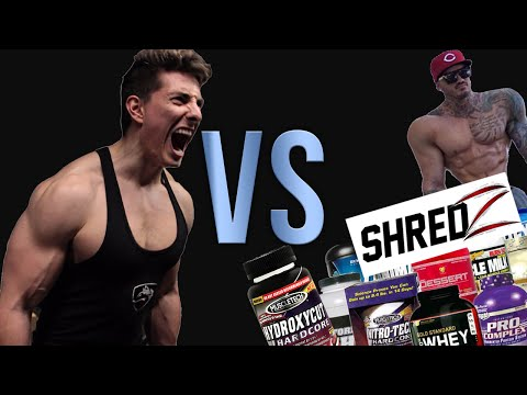 BULLSHIT SUPPLEMENTS 2 | Shady Practices in the Industry | SHREDZ | Red Flags to Look Out For!