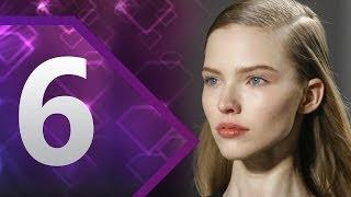 First Face - #6 Sasha Luss Spring/Summer 2014 | FashionTV