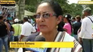 En Pueblo Bello, Turbo se conmemoraron 25 años de la masacre paramilitar