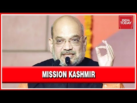 Deconding Amit Shah's Kashmir Agenda: Here Is What Shah Can Do Over The Few Years