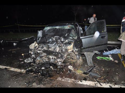 En Korkunç 10 Araba Kazası