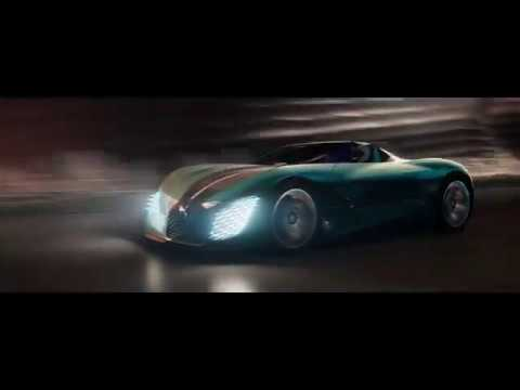 DS X E-Tense from DS Automobiles