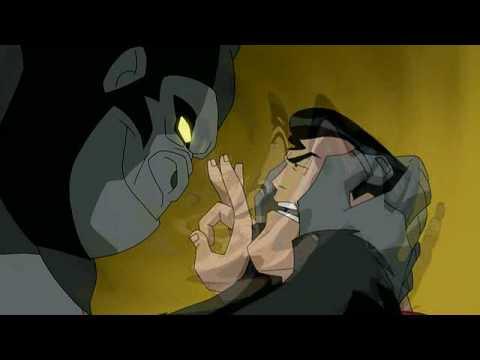 Superman Vs Gorilla Grodd Full Fight Youtube