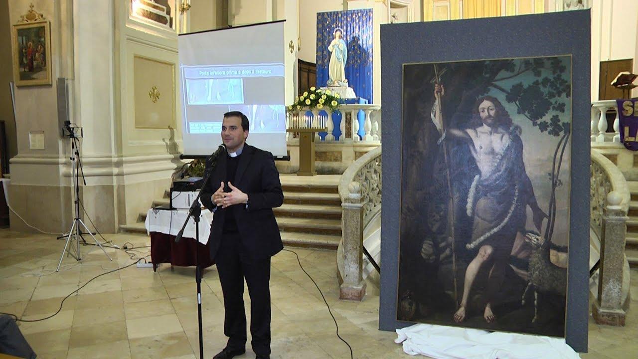 San Giovanni Battista, il Precursore