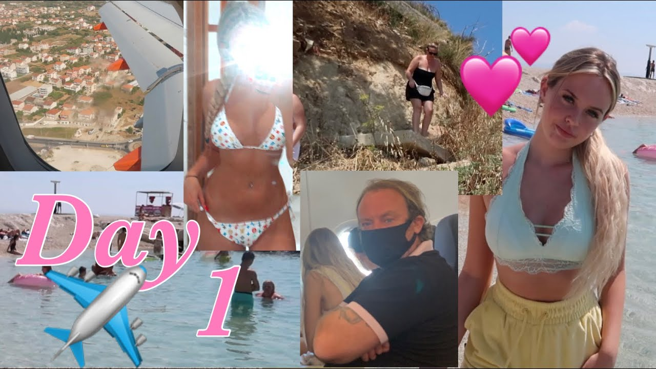 CROATIA DAY 1!!🇭🇷 ~ Travelling, Arriving & More!✈️💕