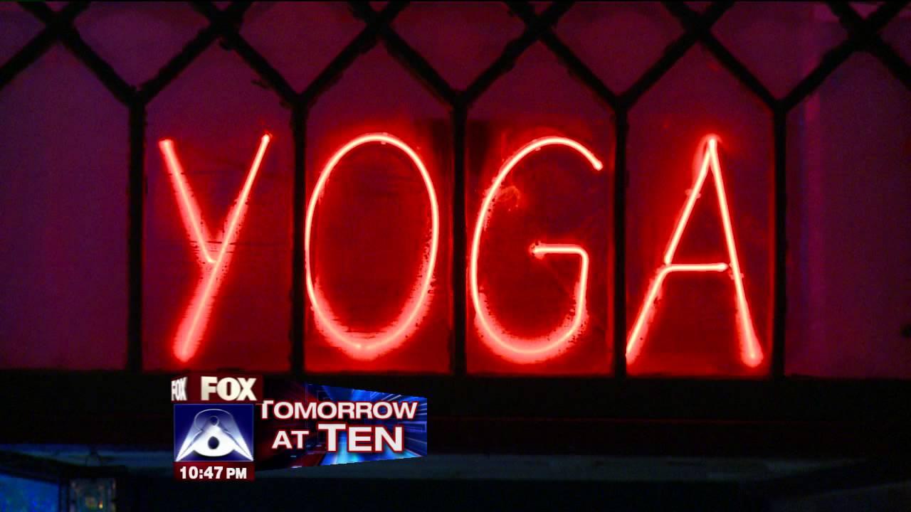 Nude yoga cleveland Nude Photos 100
