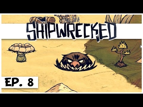 Don't Starve: Shipwrecked - Ep. 8 - The Hounds! - Let's Play - Gameplay