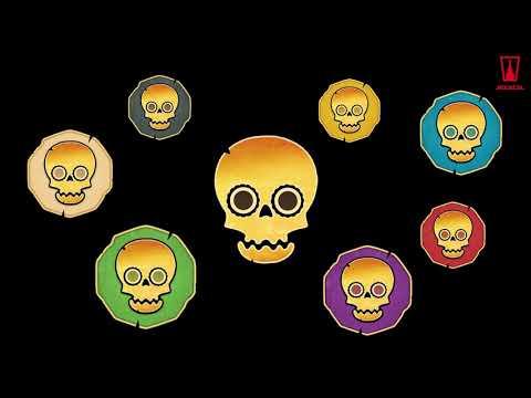 Трейлер к настольной игре Покер мертвецов