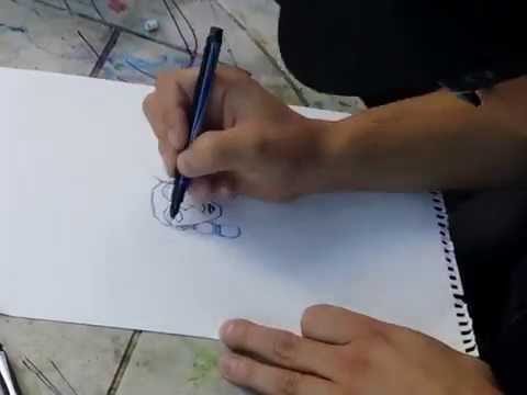 Copy of How to draw an aztec warrior