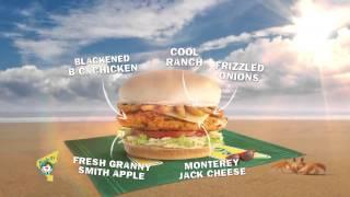 Triple O's California Chicken Burger
