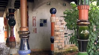 Hundertwasser Toilets - Kawakawa New Zealand