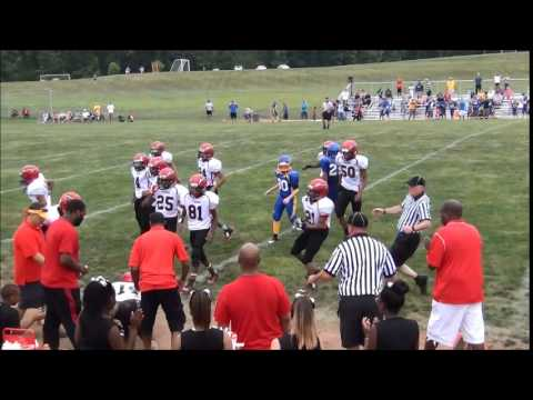 Susquhanna township midget football association