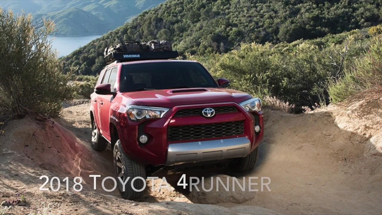 2018 Toyota 4runner Steve Landers Of Northwest Arkansas