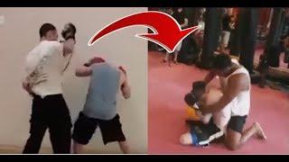 La Verdadera Historia Del Boxeador Abusador Que Recibió Una Paliza