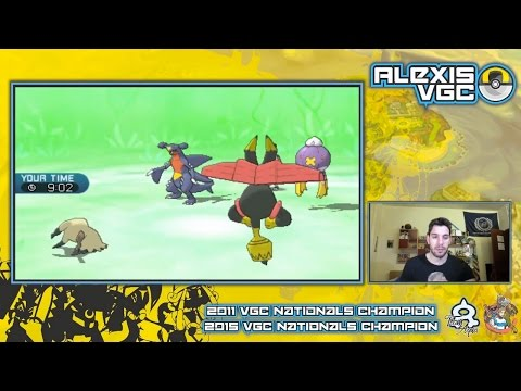 Victory Road XXL - RANKED : The Salazzle Bulu gang!