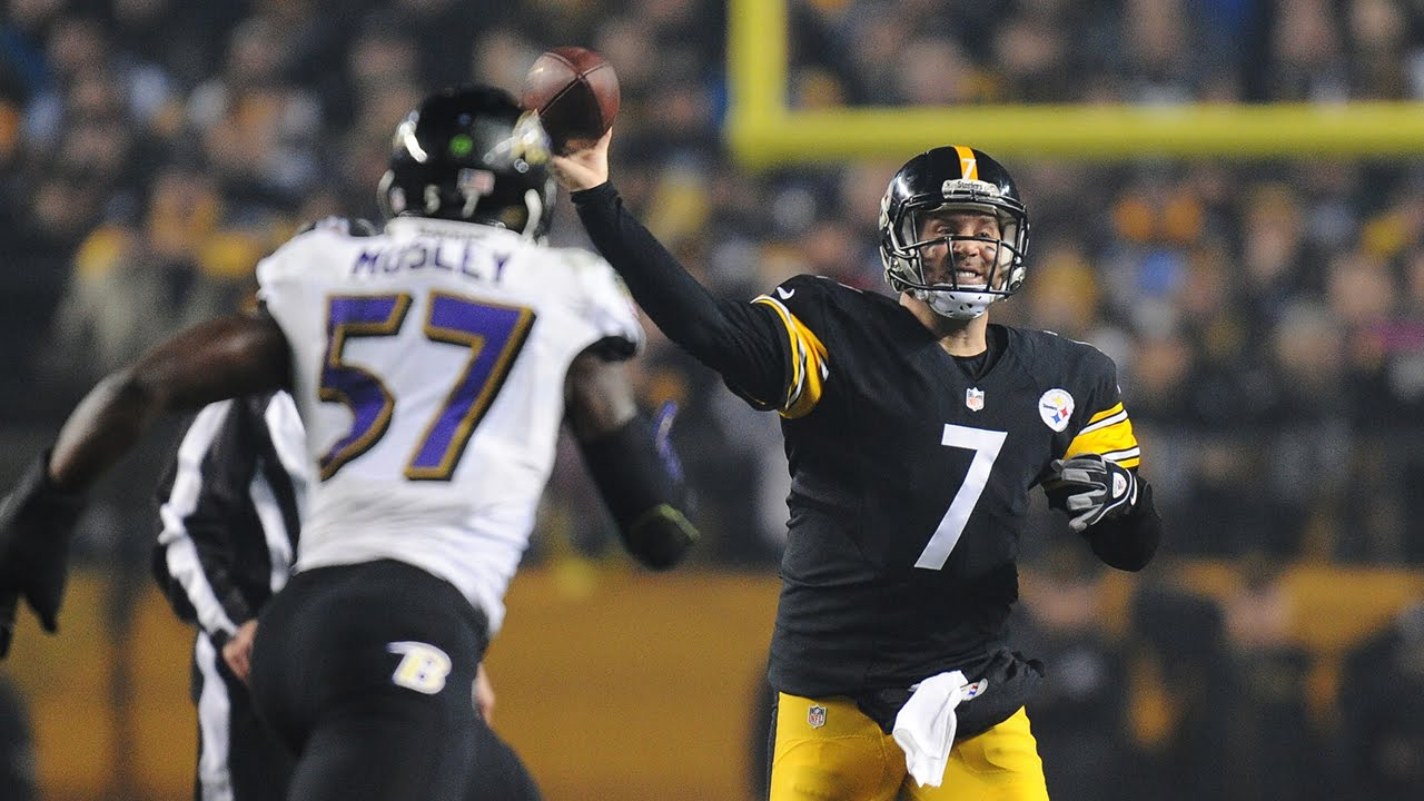 Ben Roethlisberger Throws 6 TDs For Second Week In A Row