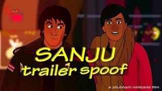 Sanju Trailer Spoof