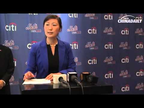 2013 Chinese culture warms up Mets ball game From ChinaDaily