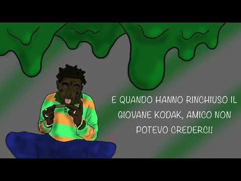 Kodak Black - Roll In Peace (feat. XXXTENTACION) Traduzione Italiana