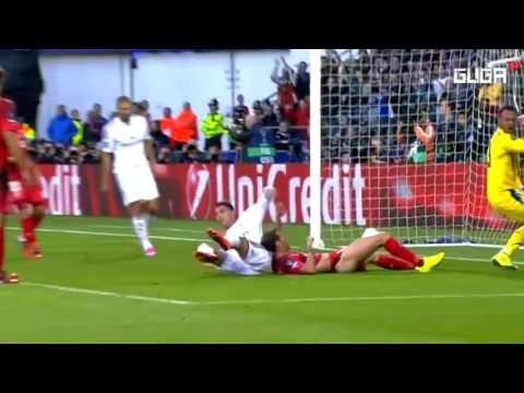 UEFA Super Cup 2014 - Real Madrid vs Sevilla 2 - 0 All Goals  Full Highlights HD 720p