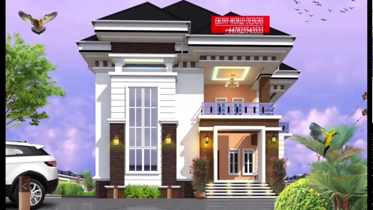 Modern Building Designs In Nigeria And Africa Youtube