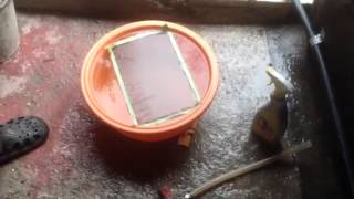 видео Как правильно сделать аквапринт своими руками