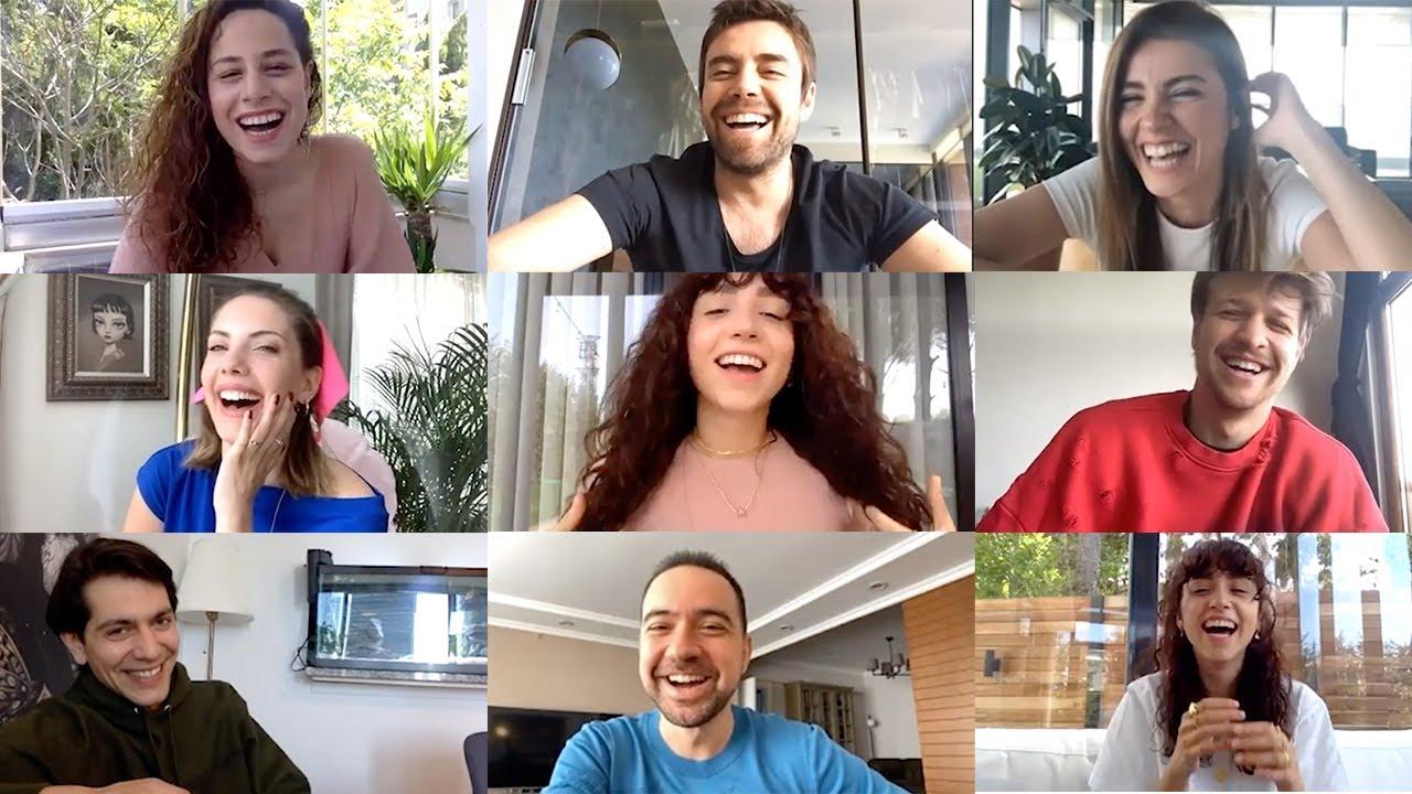 Vlog #12 - Klip Kamera Arkası Muhabbetleri (Her Mevsim Yazım)