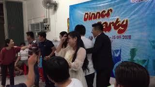 Game Show Gala Dinner vui nhộn,Event,du lịch kiên Giang 9.2018