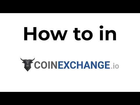 CoinExchange guide for Dentacoin ICO