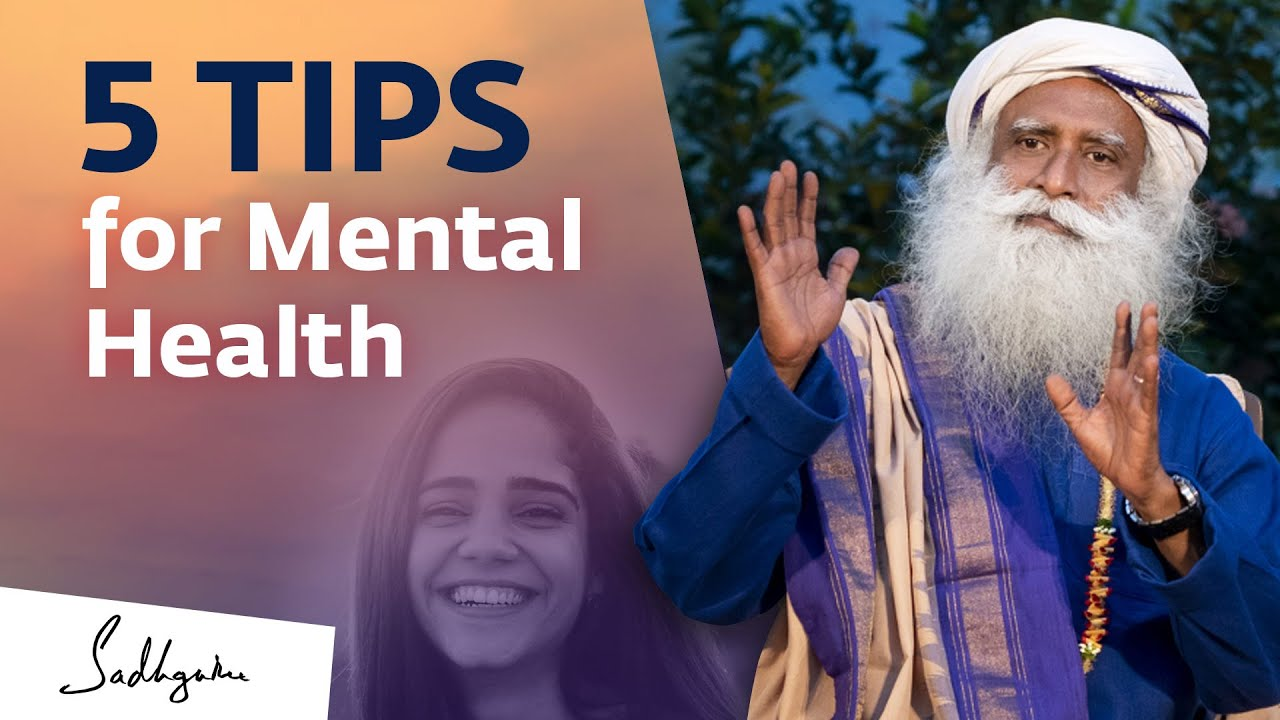 5 Tips to Improve your Mental Health