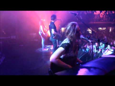Ash - Sometimes Live at Manchester Ritz 23.10.11 (Free All Angels Tour with Charlotte Hatherley)