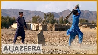 🇦🇫 🏏 Cricket in Afghanistan: Sport helping Afghans cope with war | Al Jazera English