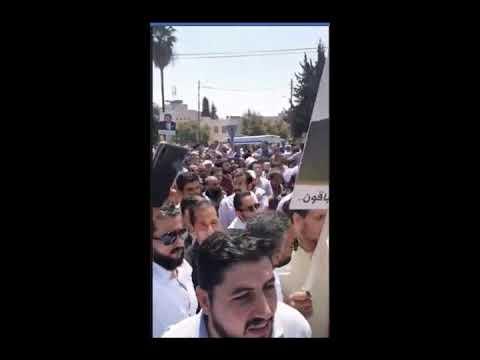 تغطية اضراب المعلمين  - 11:55-2019 / 9 / 5