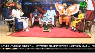 Mcbrown, Lilwin, Big Akwes, Don Little host Adekye Nsroma on UTV Day With The Stars