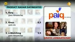 Tros Radar: beste datingsites