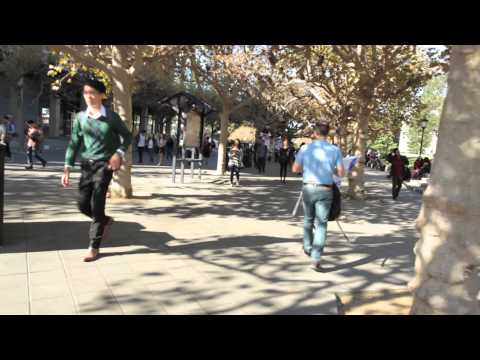 Ami on the Street: Berkeley students react to ISIS flag