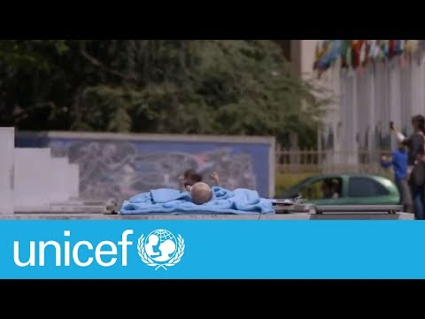 What would you do if you saw an abandoned baby? | UNICEF