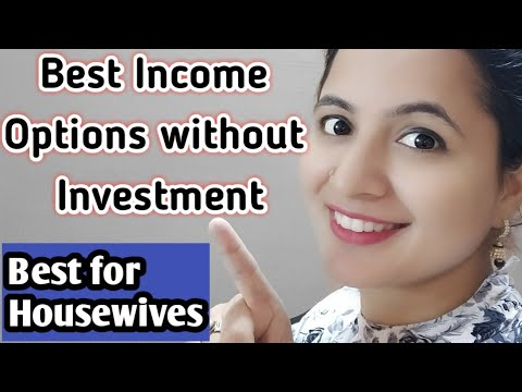 Without Investment Business ideas for Housewives .Housewife घर बैठे करे काम और पाए अच्छी Income.