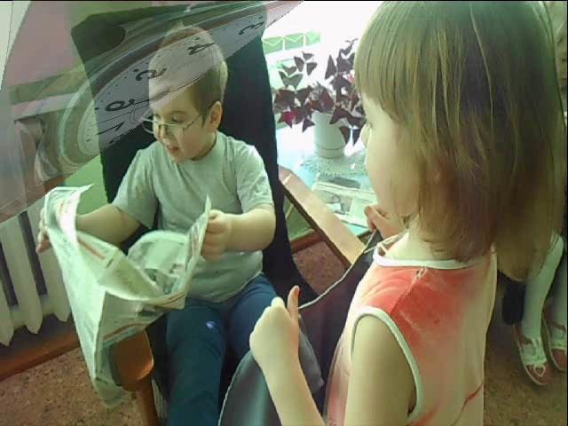 """Изображение предпросмотра прочтения – «МКДОУ """"Заброденский детский сад №3""""» представляют видеоролик кпроизведению «Портниха» Б.В.Заходера"""