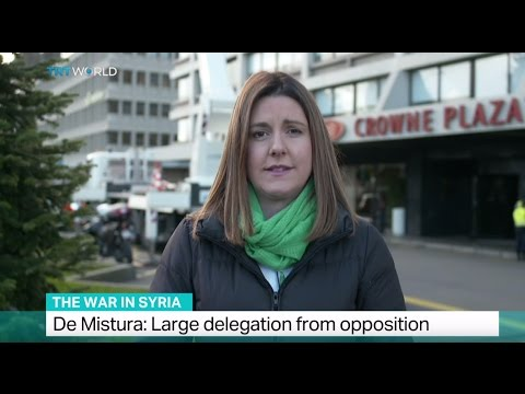 The War in Syria: Warring parties meet in Geneva to talks peace